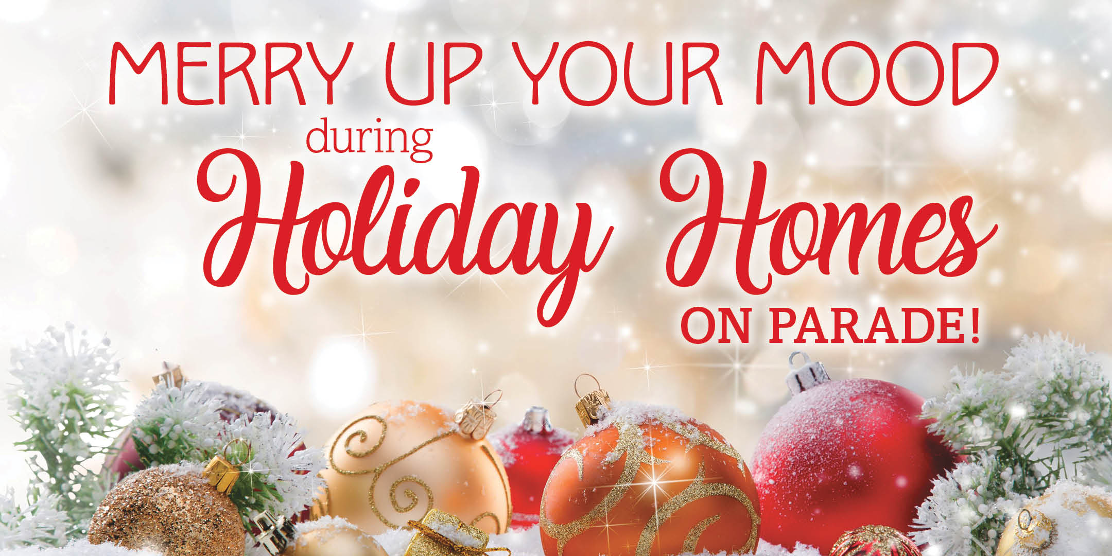 Holiday Homes on Parade Featured Thumbnail